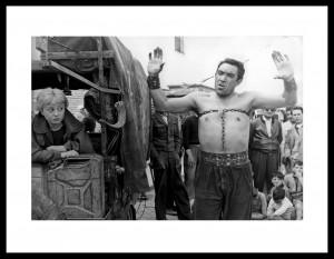 Regia Federico Fellini